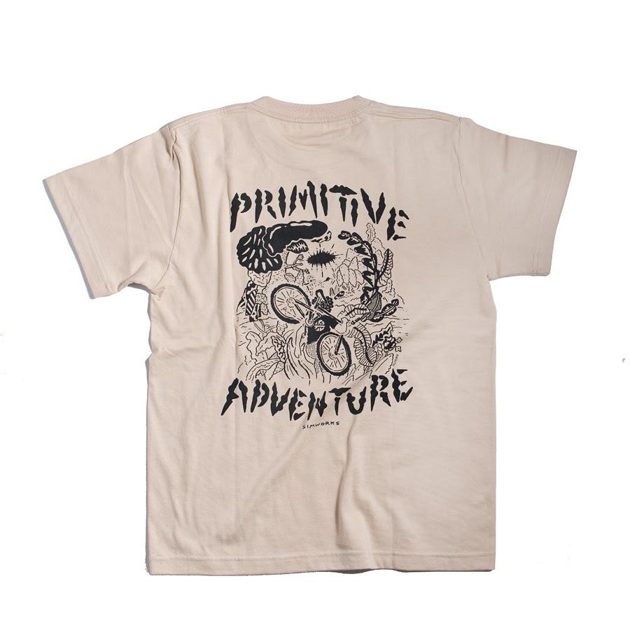 Primitive Adventure T-shirt