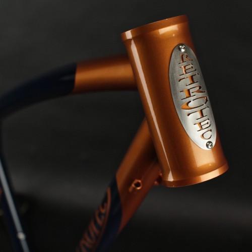 650b Half Top ATB / Copper Darts 425