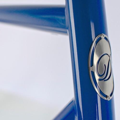 Compact Steel Road Racer 52cm