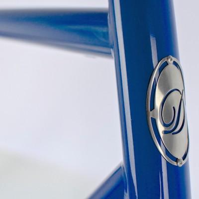 Compact Steel Road Racer 54cm