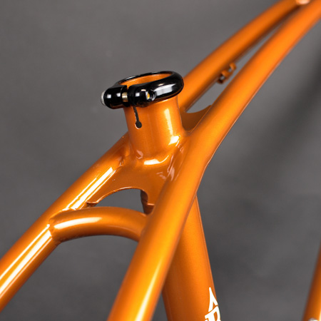 650b FunDuro Twin-Top ATB / Tangerine 420