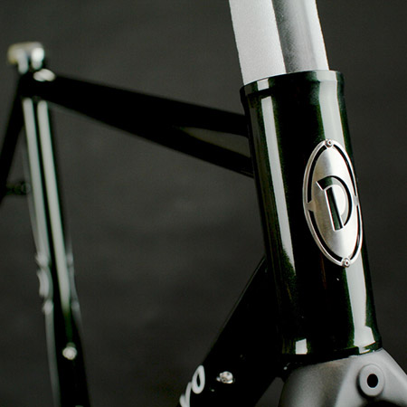 Ti Road Racer / British Green 52