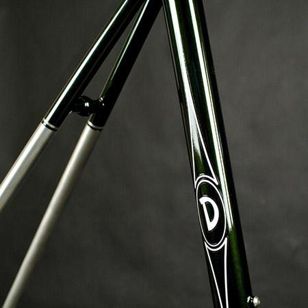 Ti Road Racer / British Green 52