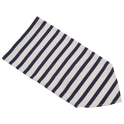 Loulou Striped Neck Warmers