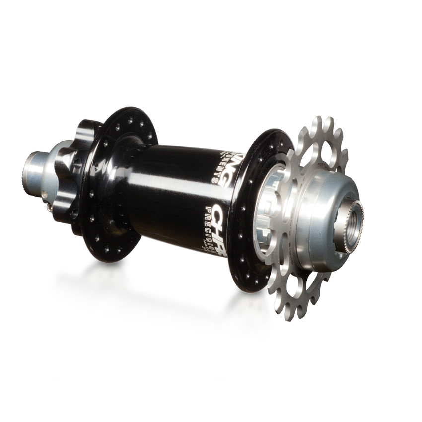ISO Rear Single Speed Hub