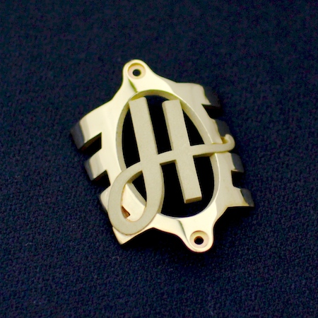 Hunter Head Badge