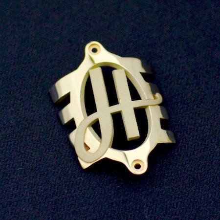 Hunter Head Badge