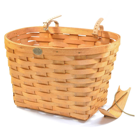 Extra Large Bicycle Basket