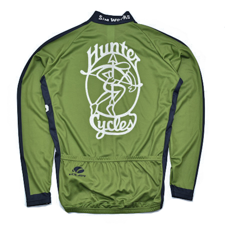 2014/15 Team Long Sleeve Jersey