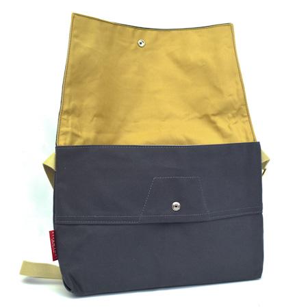 Lined Shoulder Bag