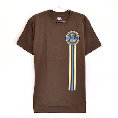 Logo T-Shirt / Brown