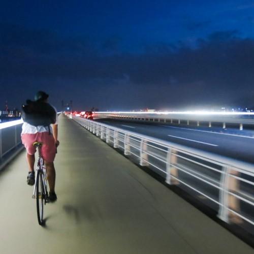 SimWorks surf and bike trip