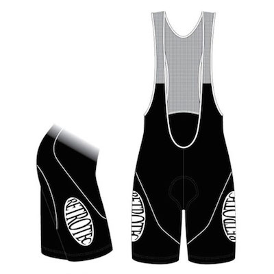 Retrotec Team Bib Short