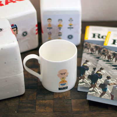 Tour Heroes and Classic Heroes Mug