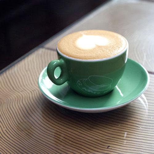 Cappuccino Cup & Saucer Set