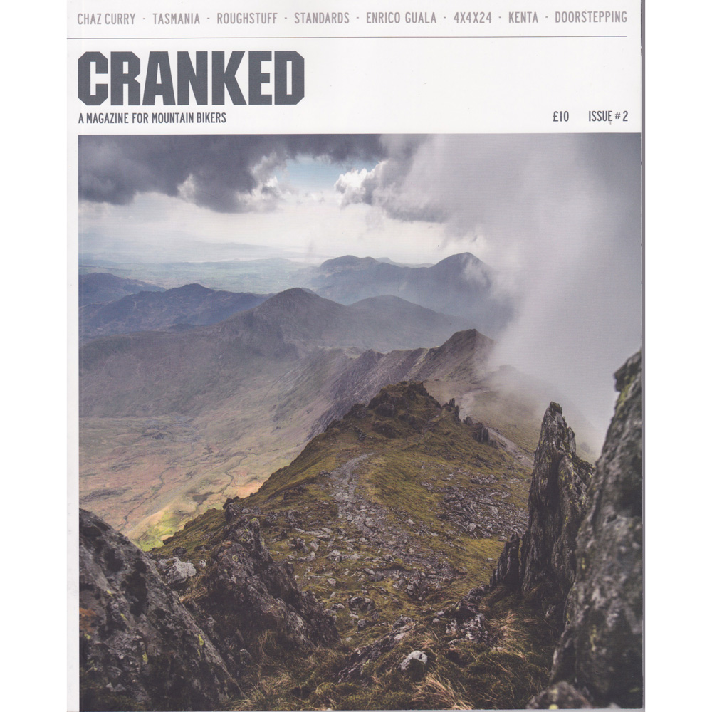 CRANKED MAGAZINE ISSUE#2