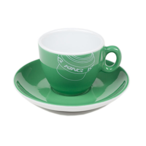 Espresso Cup and Saucer Set