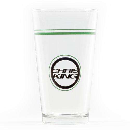 Chris King Pint Glass