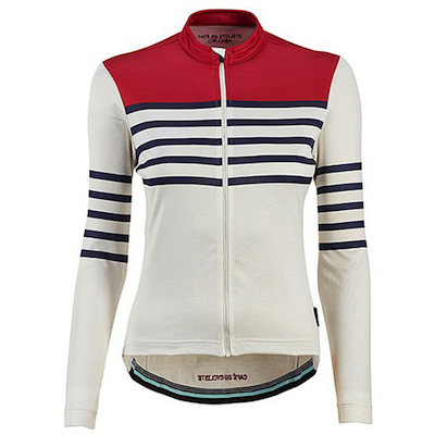 Women Claudette / Long Sleeve Jersey
