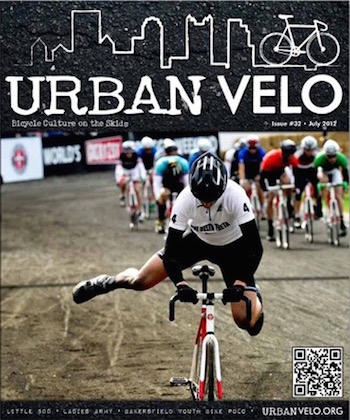 Urban Velo Issue 32