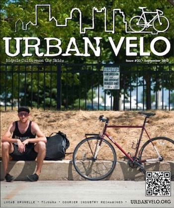 Urban Velo Issue 33