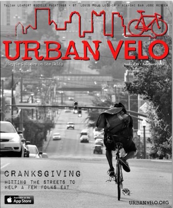 Urban Velo Issue 35