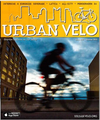 Urban Velo Issue 39