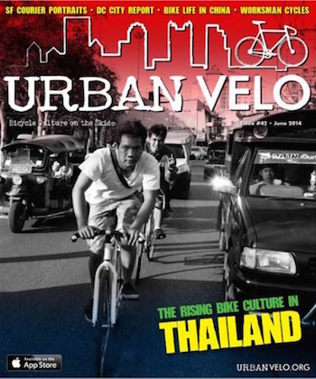 Urban Velo Issue 42