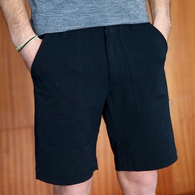 Odette / Mid Weight Shorts