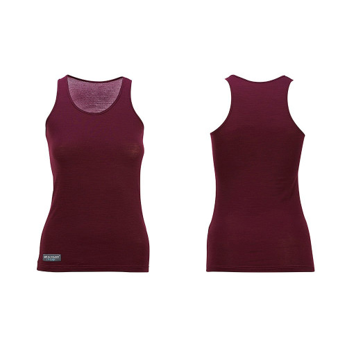 Women's Marcelle / Sleeveless Merino Baselayer