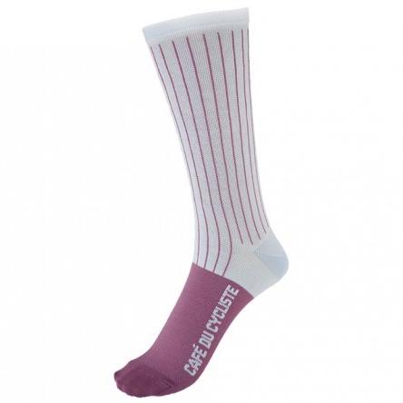 Vertical Striped Socks / High Cuff Socks