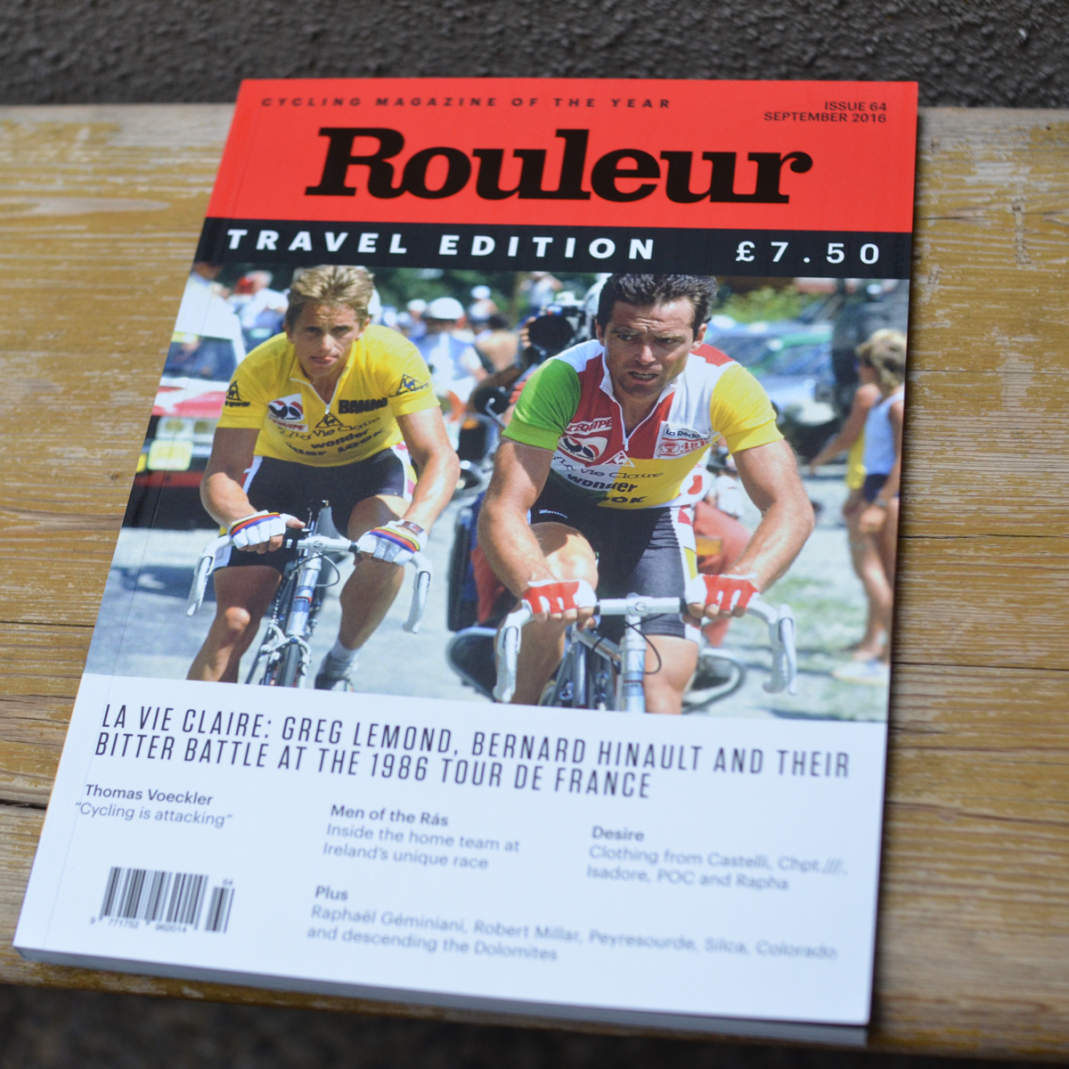 Rouleur issue 64 Travel Edition