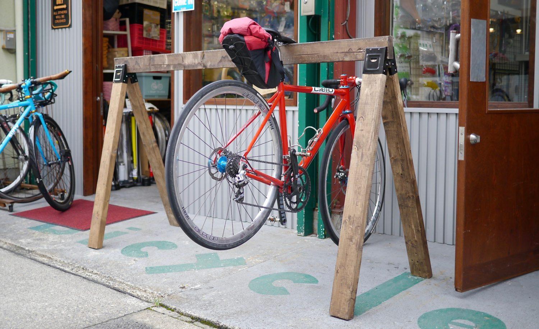 Bike Luck バイクスタンド 駐輪場