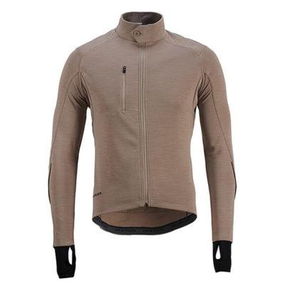 Yolande / Merino Long Sleeve Jersey
