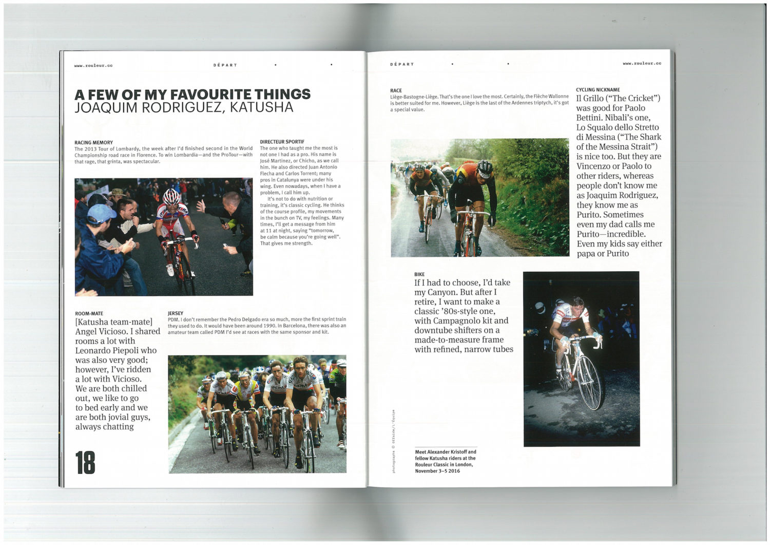 Rouleur Magazine Issue 65