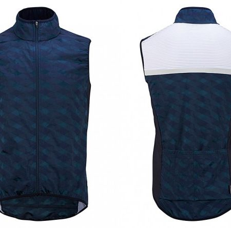 Jacqueline / Lt.Weight Windproof Gilet