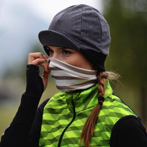 Women Jacqueline Fluro / Audax Windproof Gilet