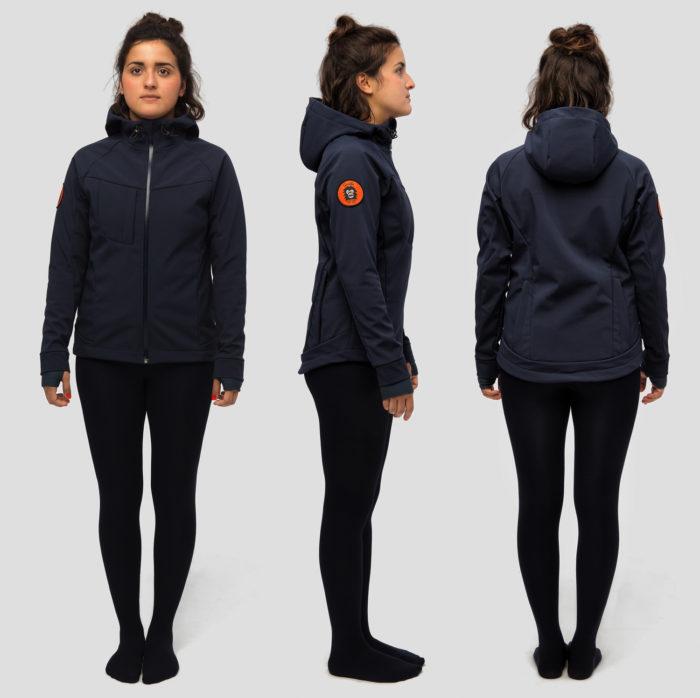 circlesco%c2%a5gorilla-jacket%c2%a5bluewomen
