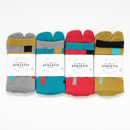 Tabby Socks by The Athletic x SimWorks