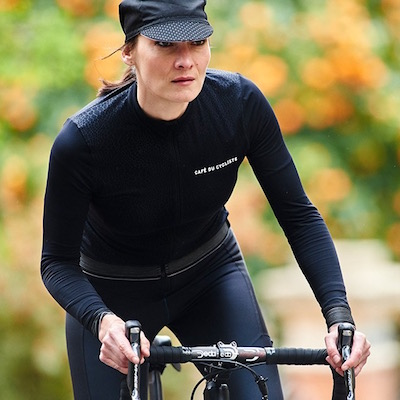 Women Hugette / Spring Long Sleeve Jersey