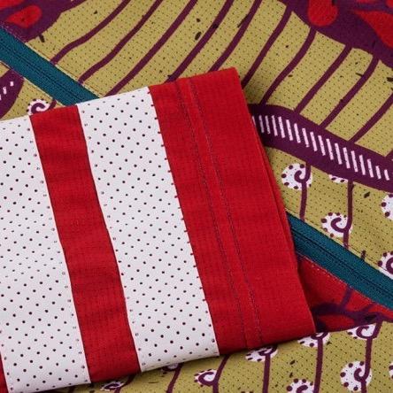 Zaira Fleur / Boubou Short Sleeve Jersey