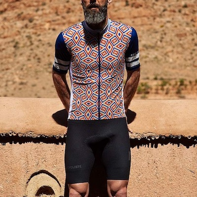 Zaira Diamant / Boubou Short Sleeve Jersey