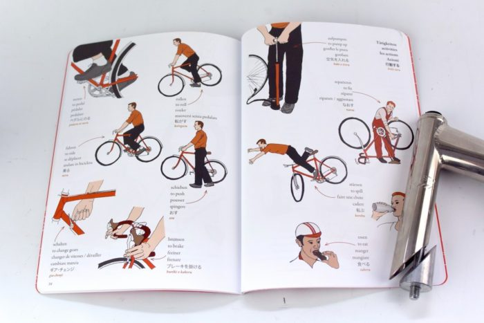 adam's bicycle