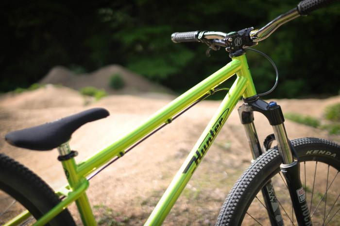 hunter cycles