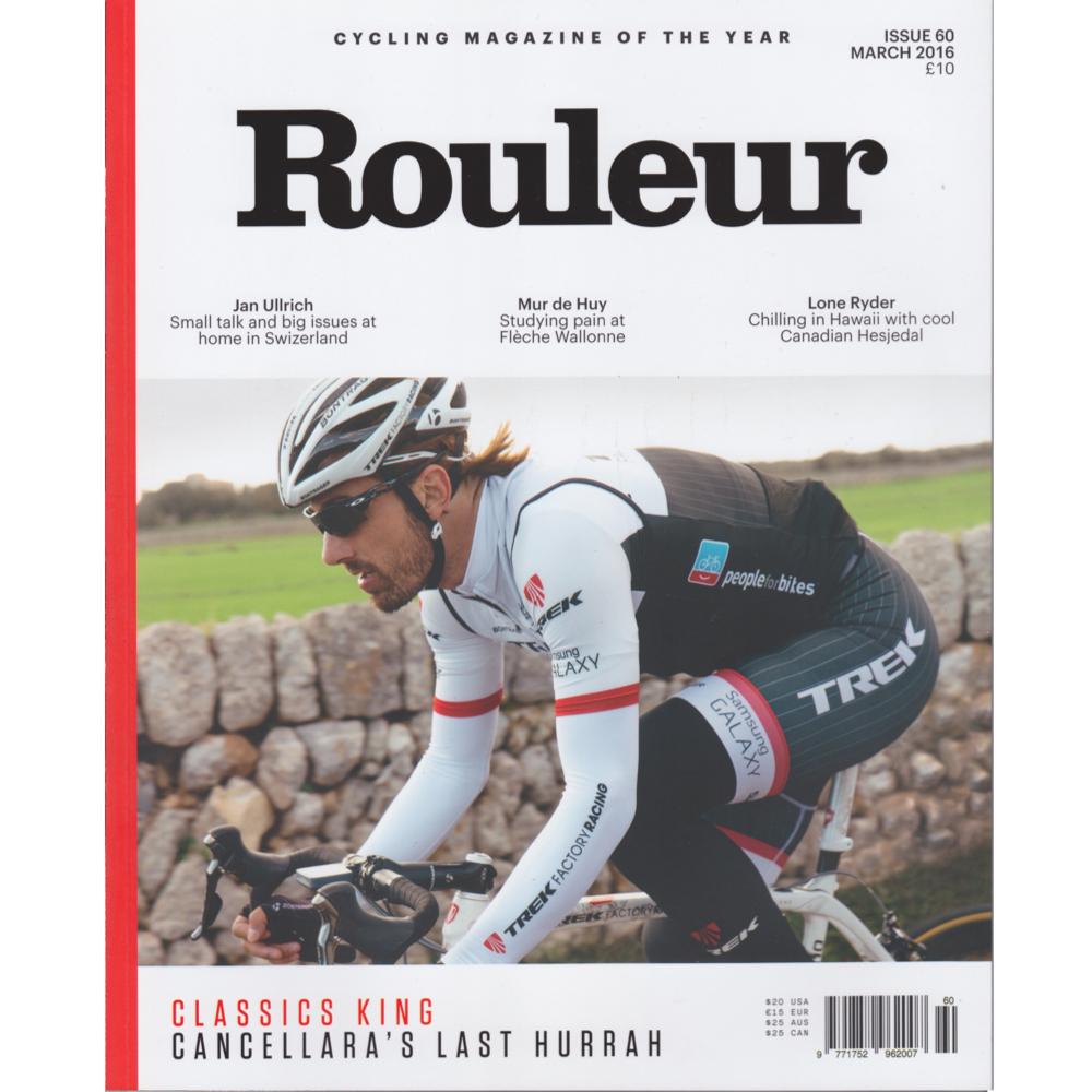 Rouleur magazine 60