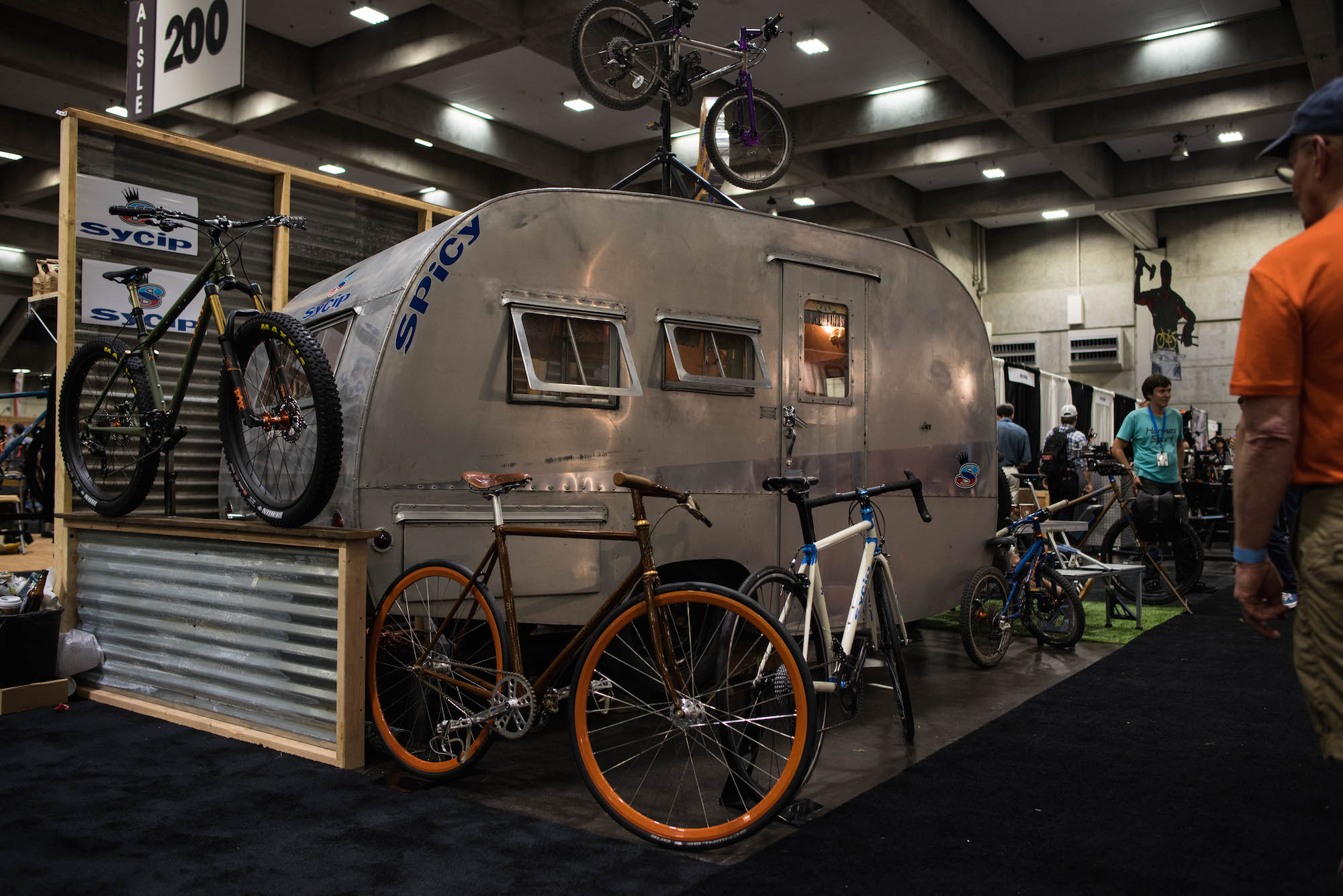 SyCip Gigantic Booth