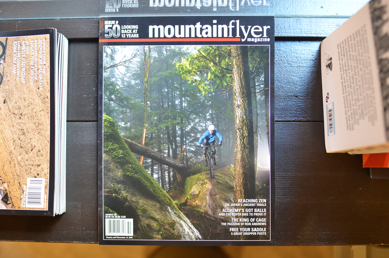 Mountainflyer magazine