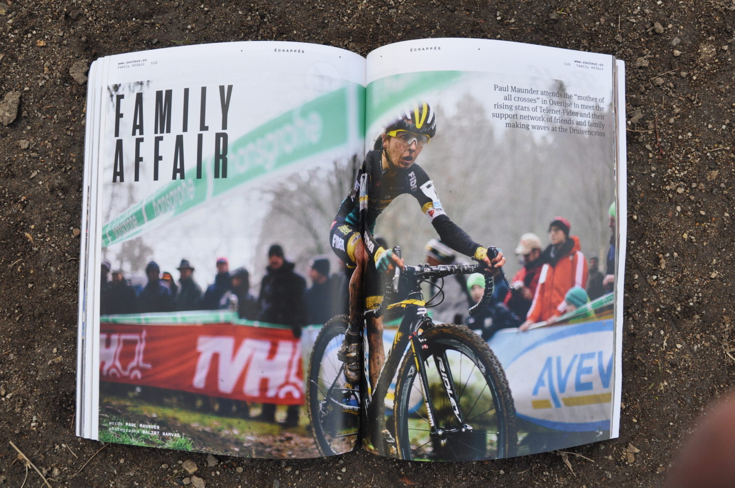 Rouleur Magazine issue 66