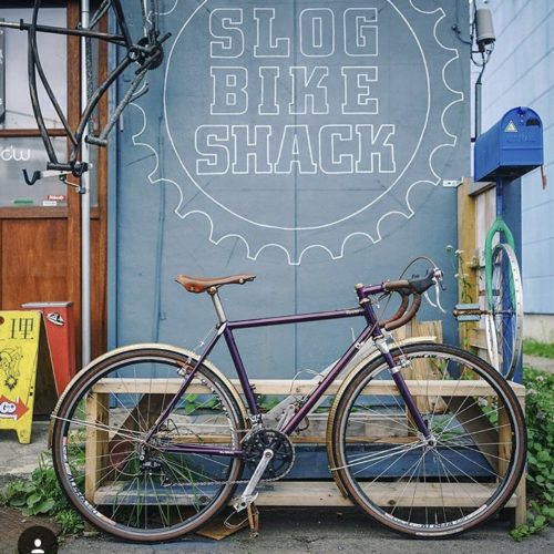 SLOG BIKE SHACK