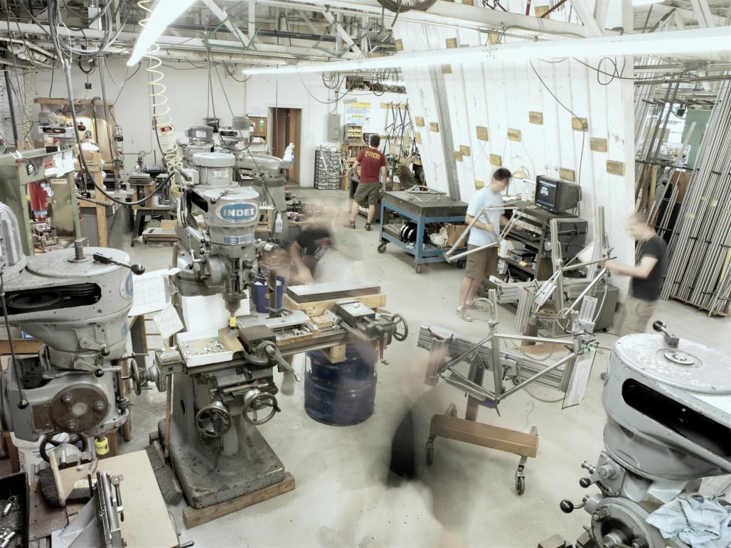 machining--shop